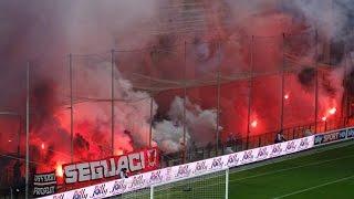 26.03.2016 Salernitana Calcio - AS Bari (3:4) Tifo Bari é Salerno