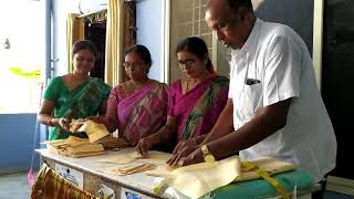 Covid 19 - Distributed 600 masks to the needy people in Suryapet