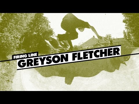 Firing Line: Greyson Fletcher