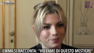 """VIDEO - EMMA SI RACCONTA: Ho fame di questo mestiere"""""""