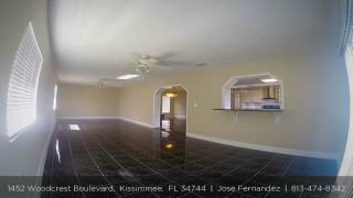 For Sale by Owner - 1452 Woodcrest Boulevard Kissimmee FL 34744