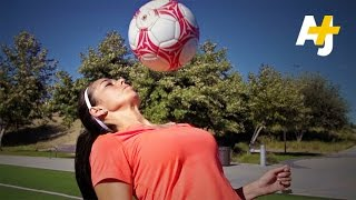 What It Takes To Play Soccer Like A Girl