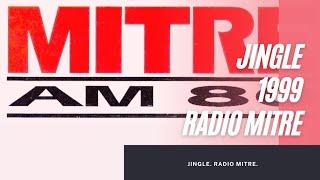 Radio Mitre AM 790 (AM 80) jingle 1999