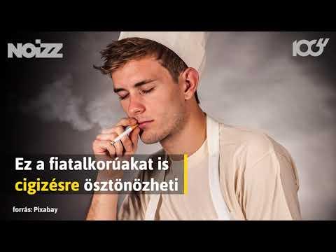 Dohányzásról való leszokás, ami történik a testtel