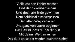 Johannes Oerding - Wenn du Lebst (Lyrics)