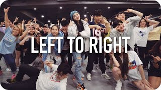 Left To Right   Marteen  Yoojung Lee Choreography