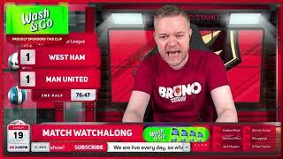 GOLDBRIDGE Best Bits | West Ham 1-2 Man United