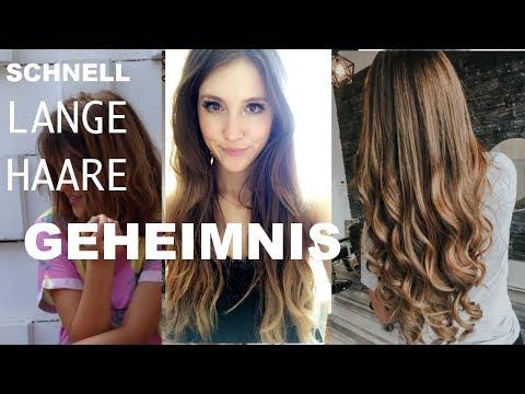 Wieso meine Haare so extrem schnell wachsen| Geheimtipps