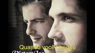Água de Oceano - Victor & Leo (cd Boa Sorte pra Você 2010)