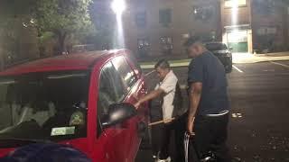 Can a plunger open a car door