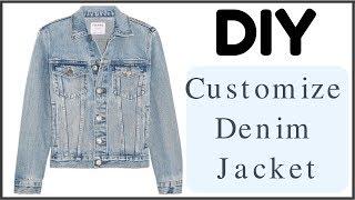 Diy Denim Jacket 免费在线视频最佳电影电视节目 Viveos Net