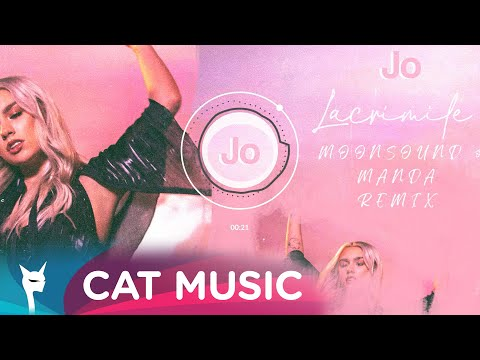 Jo – Lacrimile [Moonsound & Manda Remix] Video