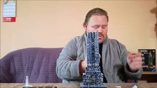 Ravensburger 3D Puzzle - Empire State Building (Night Edition) Unboxing