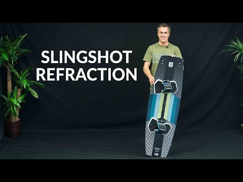 2018 Slingshot Refraction Kiteboard Review