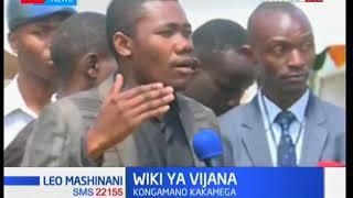 Leo Mashinani: Kongamano la vijana Kakamega