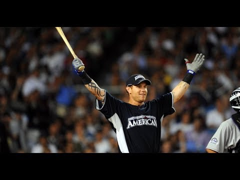 The GREATEST Home Run Derby Performance of ALL-TIME! | Josh Hamilton 2008 1st Round EXPLOSION