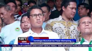 Bawaslu Terima Laporan Pelanggaran Kampanye Pilkada DKI Jakarta  NET 16