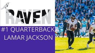 BALTIMORE RAVENS QUARTERBACK| #1: Lamar Jackson| Top 100 NFL Players of 2020