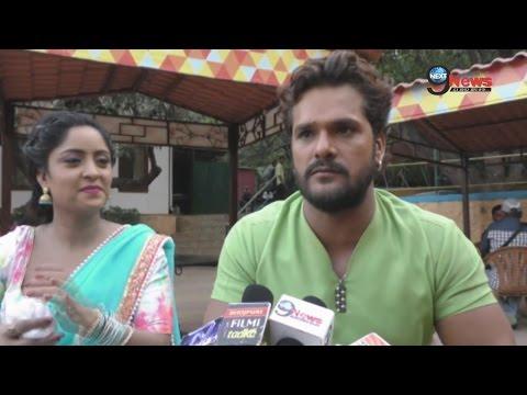 खेसारी को जिम करते देख क्यों पागल हो जाती है शुभी शर्मा…! | Shubhi Sharma Speaks About Khesari Lal