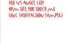 atb vs angel city 9pm till i touch you