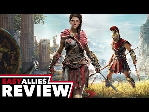 Assassin's Creed Odyssey - Easy Allies Review - YouTube video thumbnail