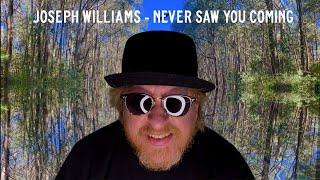 JOSEPH WILLIAMS - Never saw you coming