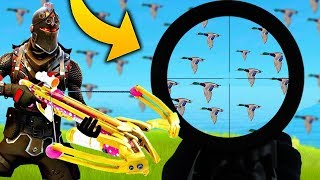 DUCK HUNT IN FORTNITE! #146   Fortnite Funny & BEST Moments! (Daily Fortnite) HD
