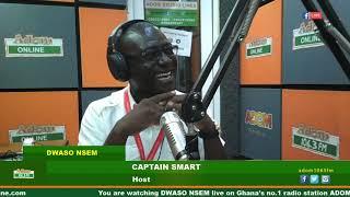 DWASO NSEM NEWSPAPER REVIEW - N'APOSO N'APOSO ON ADOM FM (18-7-19)
