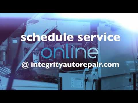 Integrity Auto Repair...It's more than a name...it's how we do business.