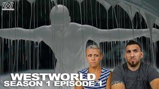 Westworld Season 1 Episode 1: The Original REACTION!!