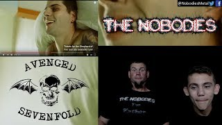 NOBODIES REACTION!!!: Nightmare (Avenged Sevenfold)