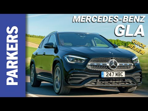 Mercedes-Benz GLA-Class Review Video