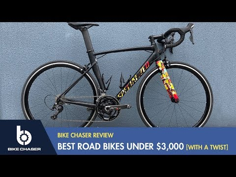 Best Road Bikes Under $3,000 [with a twist]