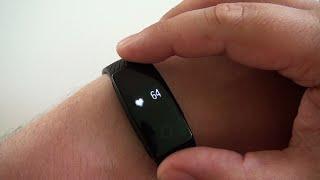 VeryFit 2.0 ID107 : un bracelet connecté à 20 euros
