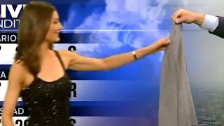 Meteorologist Told To Cover Up On Air (VIDEO)