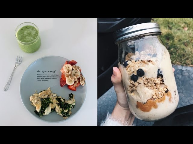 Addictive 3 minute breakfast ideas for a healthy life
