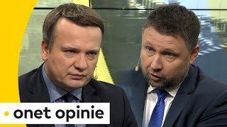 Kierwiński: TVP to tępa propaganda
