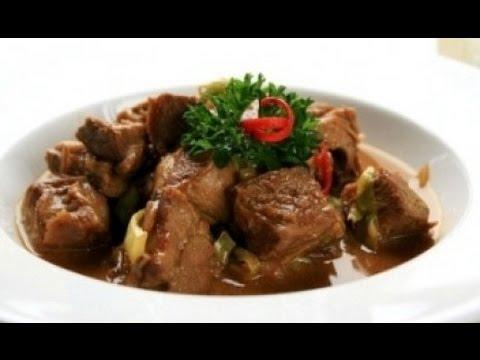 Video Resep Masakan Tongseng Daging Sapi