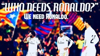 We Need Ronaldo | Ft. Right Now - One Direction ● HD