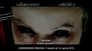Vzkriesenie démona - Cadaver (klip z filmu)