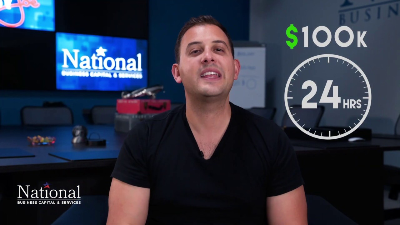 How You Can Get A $100K Service Loan in 24 hr