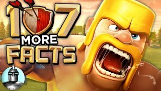 107 More Clash of Clans Facts YOU Should KNOW! | The Leaderboard
