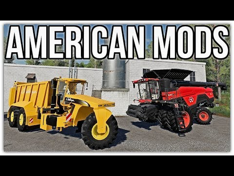 NEW ALL AMERICAN MODS | Terra-Gator Ideal Shed & Map FS19 - DjGoHam Gaming