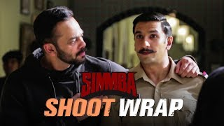 Simmba - Official Shoot Wrap Video