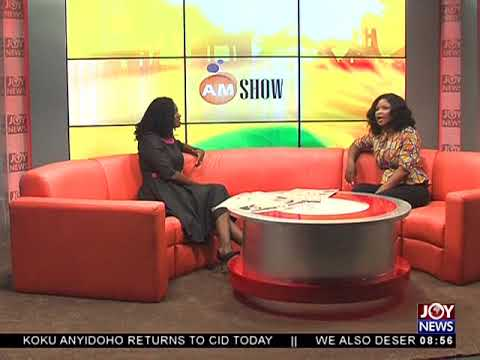 Sarkodie Involved In Accident - AM Showbiz on JoyNews (3-4-18)