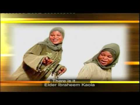 Hajia Basirat (IyaGhana) - Sinmi Debi Ire  Faze 1