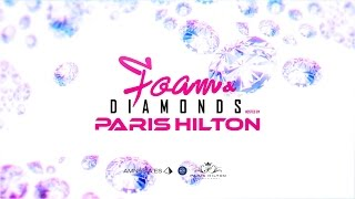 Paris Hilton Foam  Diamonds  Amnesia Ibiza Season 2015