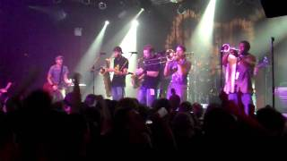 Streetlight Manfesto (live) - Saddest Song - 9/20/09 - Highline Ballroom