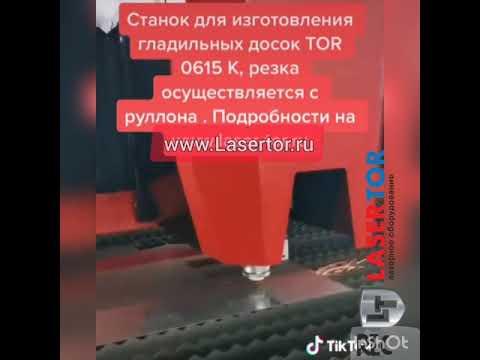 Лазерный станок для резки металла TOR 1530G