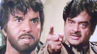 Shatrughan Sinha Wants To Take Revenge With Dharmendra Aag Hi Aag  Scene 15/18